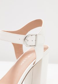 New Look - VIMS - High heeled sandals - white - 2