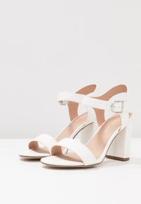 New Look - VIMS - High heeled sandals - white - 4
