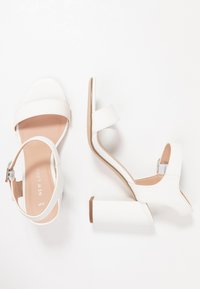 New Look - VIMS - High heeled sandals - white - 3