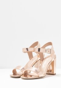 New Look - VIMS - High heeled sandals - rose gold - 4