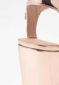 New Look - VIMS - High heeled sandals - rose gold - 2