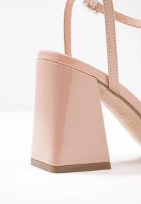 New Look - SPOINT - Sandály na vysokém podpatku - oatmeal - 2