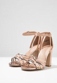 New Look - TWEEST - Korolliset sandaalit - oatmeal - 4