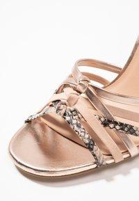 New Look - TWEEST - Korolliset sandaalit - oatmeal - 2
