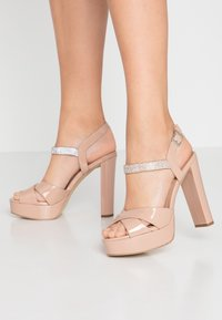 New Look - SWEET - High heeled sandals - oatmeal - 0