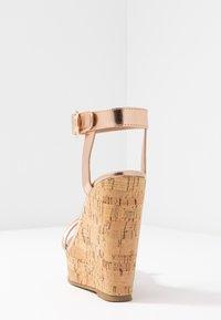 New Look - OLA - Sandaletter - rose gold - 5