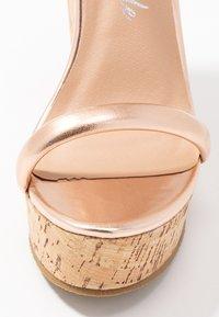 New Look - OLA - Sandaletter - rose gold - 2