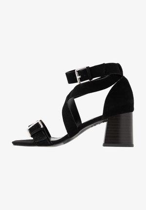 PROPER - Sandaler - black