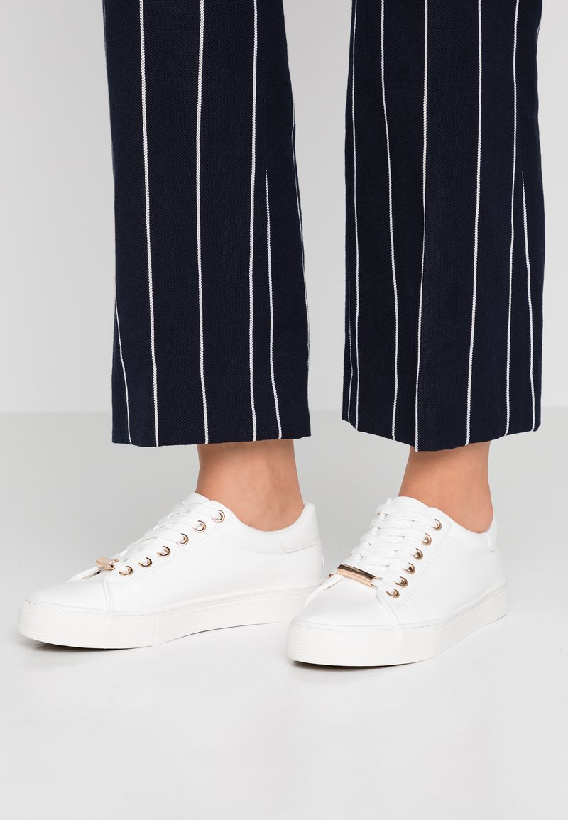 New Look - MIDS - Sneaker low - white