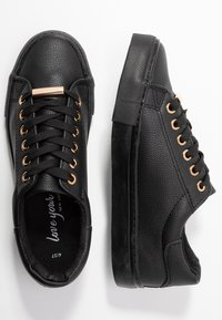 New Look - MIDS - Trainers - black - 3