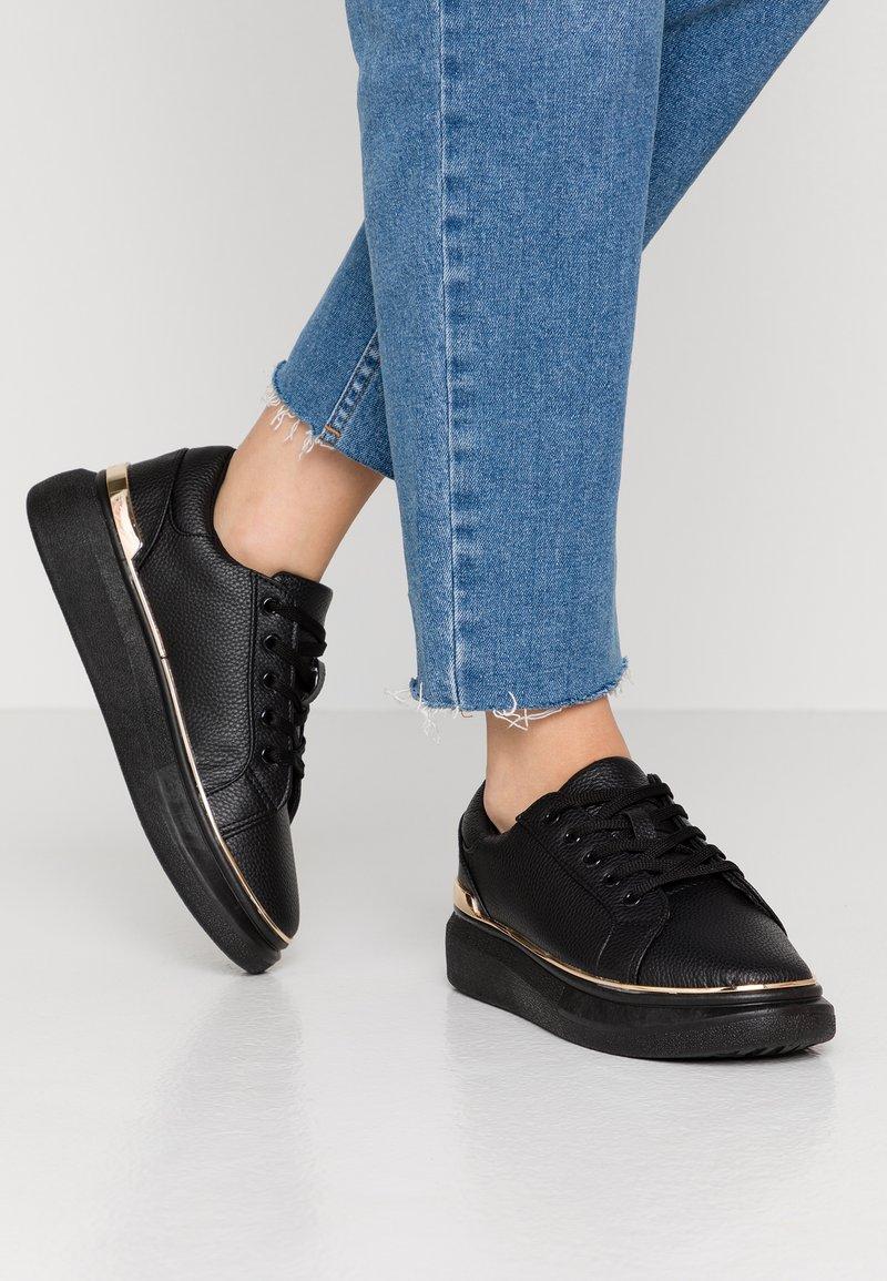 New Look - Sneakersy niskie - black