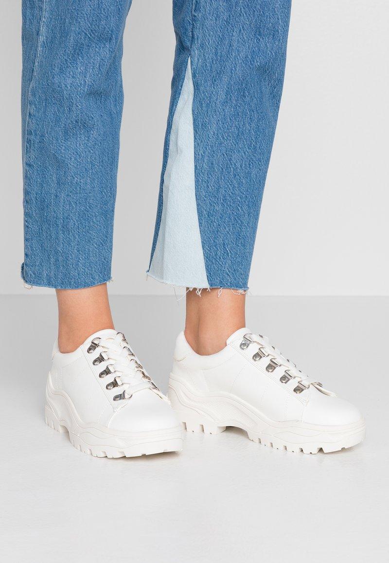 New Look - MRIGHTY - Sneaker low - white