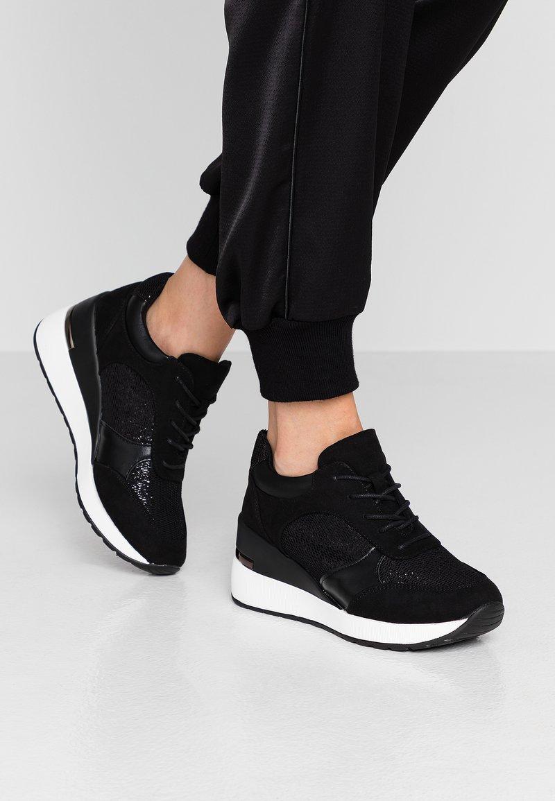New Look - MARIES - Sneakers - black