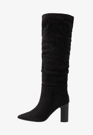 DEXTER - Klassiska stövlar - black