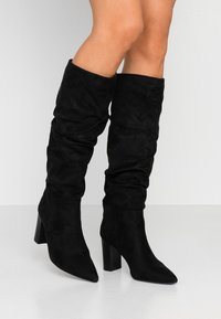 New Look - DEXTER - High heeled boots - black - 0