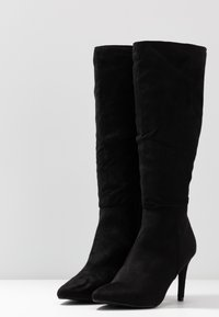 New Look - ANCIENT - High heeled boots - black - 4