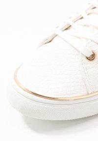New Look - MAJESTIC - Sneakersy niskie - white - 2