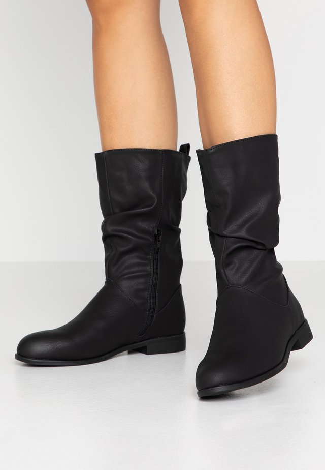 ADORE - Høje støvler/ Støvler - black