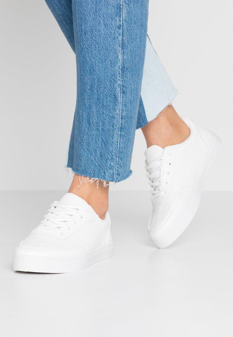 New Look - Tenisky - white