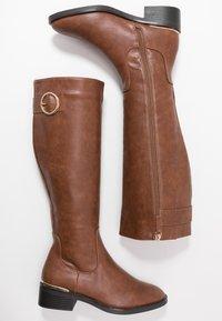 New Look - BANDY - Boots - tan - 3