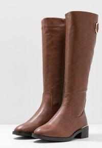 New Look - BANDY - Boots - tan - 4