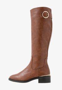 New Look - BANDY - Boots - tan - 1