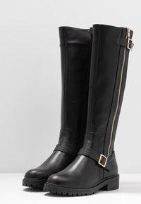 New Look - DOLLAR - Boots - black - 4