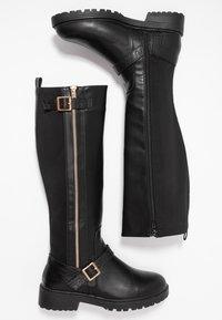 New Look - DOLLAR - Boots - black - 3