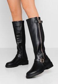 New Look - DOLLAR - Støvler - black - 0