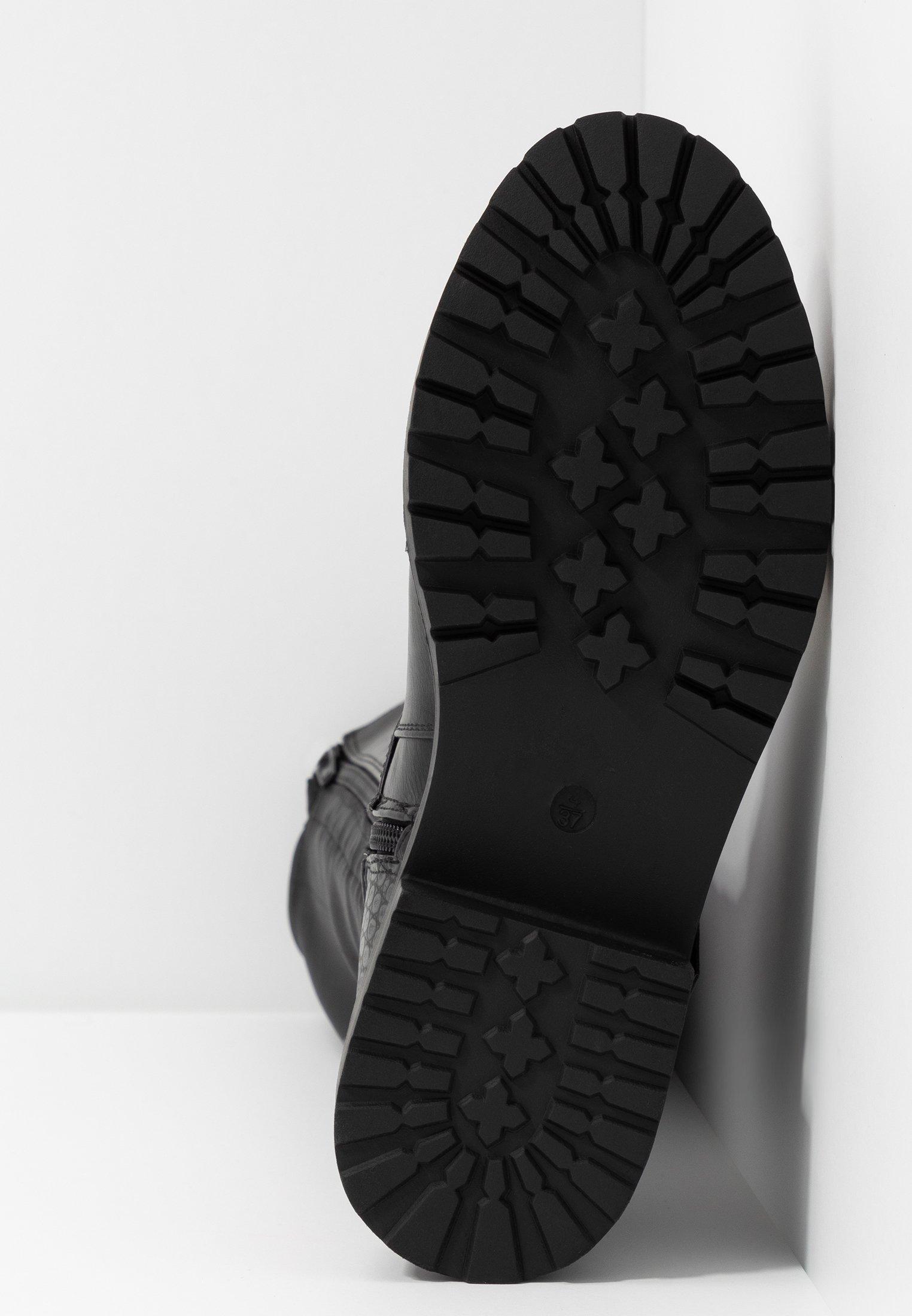 New Look DOLLAR Klassiska stövlar black Zalando.se
