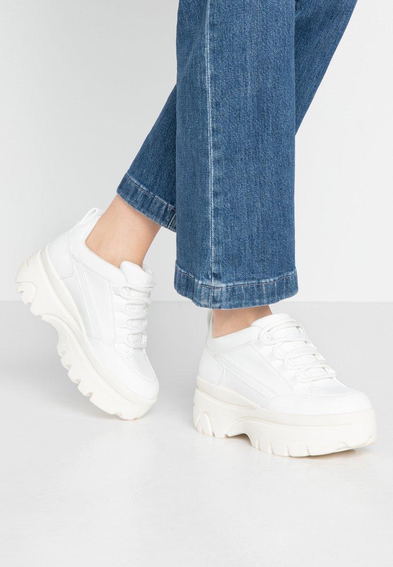 New Look - MUNCHY - Joggesko - white