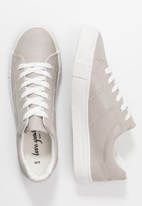 New Look - MIGMAG - Trainers - mid grey - 3