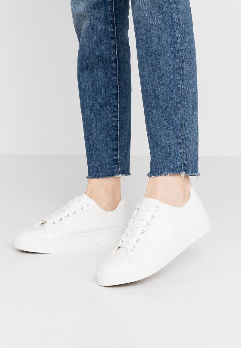 New Look - MAIDEN - Trainers - white