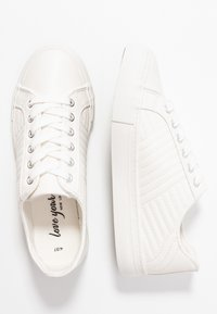 New Look - MAIDEN - Sneakersy niskie - white - 3