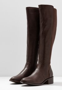 New Look - ANGELINA - Boots - mid brown - 4