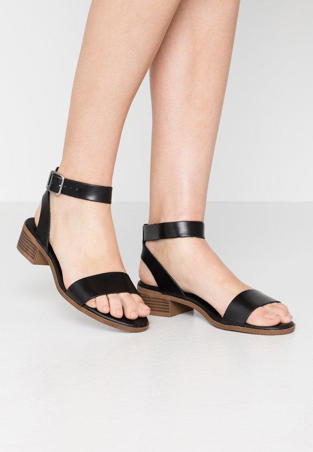 OUTBACK - Sandals - black