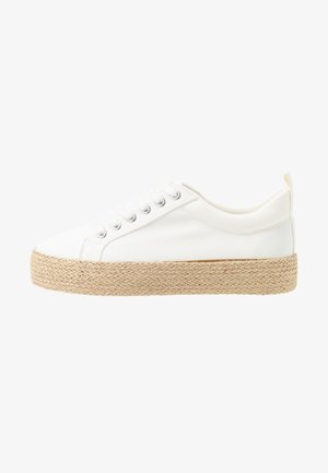 MHOY - Loafers - white