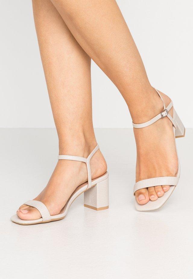TIFAR - Sandaler - offwhite
