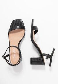 New Look - TIFAR - Sandales - black - 3