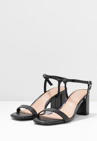 New Look - TIFAR - Sandales - black - 4