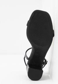 New Look - TIFAR - Sandales - black - 6