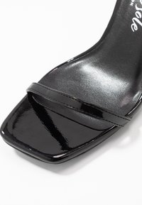 New Look - TRINCE - Sandalen met hoge hak - black - 2
