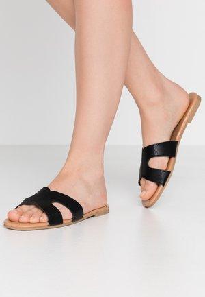 FRESCO - Pantofle - black