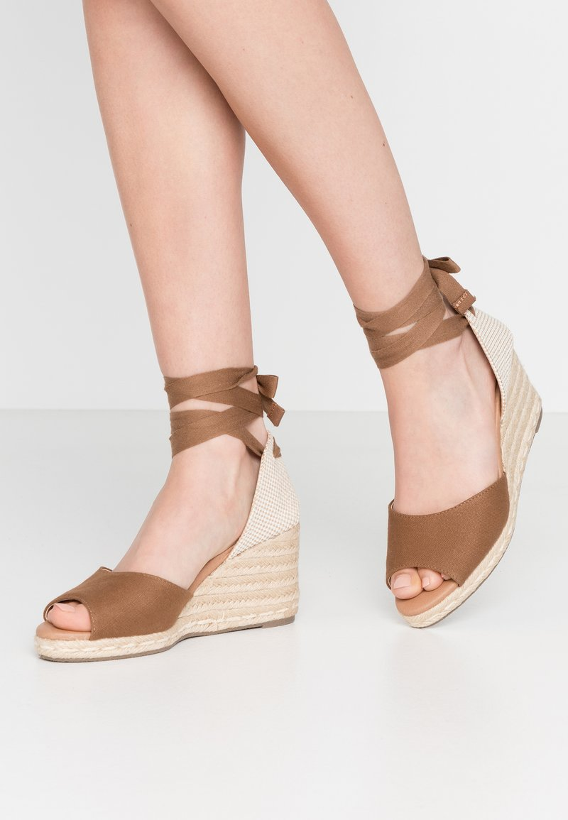 New Look - PALM - Espadrilles - tan
