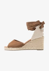 New Look - PALM - Espadrilles - tan - 1