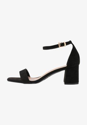 ZANIEL - Sandals - black