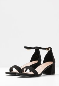 New Look - ZANIEL - Sandals - black - 4