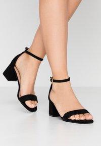 New Look - ZANIEL - Sandales - black - 0