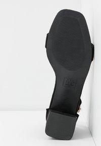 New Look - ZANIEL - Sandales - black - 6