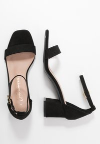 New Look - ZANIEL - Sandals - black - 3